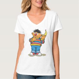 Ernieのバナナ Tシャツ