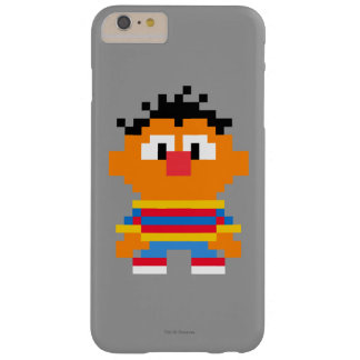 Ernieピクセル芸術 Barely There iPhone 6 Plus ケース