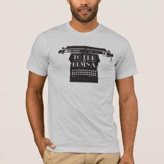 errにHumnaはあります Tシャツ