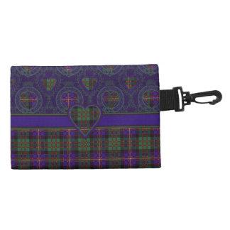 Errachtの一族の格子縞のスコットランド人のタータンチェックのカメロン アクセサリーバッグ