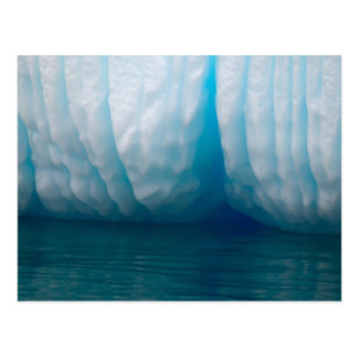 Erreraチャネルの青の観覧の氷山 ポストカード