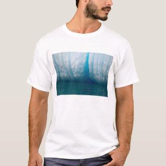 Erreraチャネルの青の観覧の氷山 Tシャツ
