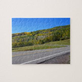 Escalante、ユタの景色の道 ジグソーパズル