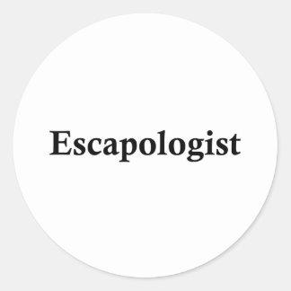 Escapologist ラウンドシール