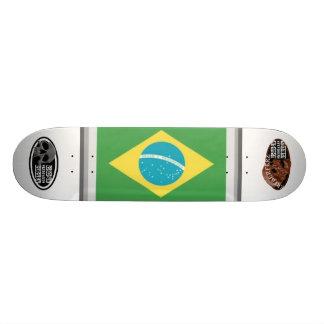 ESGHHGブラジル 20CM スケートボードデッキ