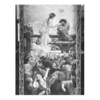 EsmeraldaおよびQuasimodo 1905年 ポストカード