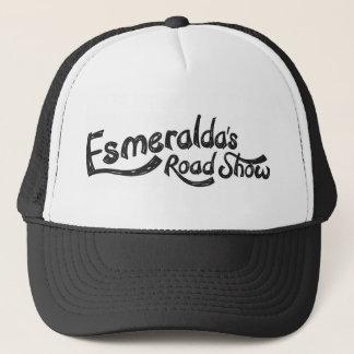 Esmeraldaのロードショーのロゴの帽子 キャップ