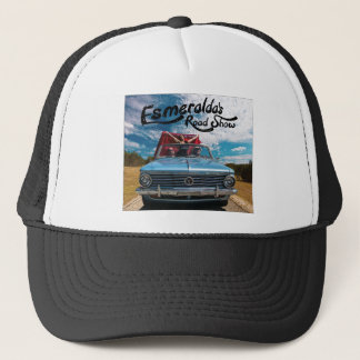 Esmeraldaのロードショーの公式のトラック運転手の帽子 キャップ