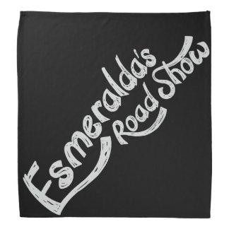 Esmeraldaのロードショーの役人のバンダナ バンダナ