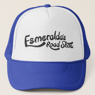 Esmeraldaのロードショーの限定版のトラック運転手の帽子 キャップ