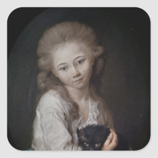 Esprit de Baculardのd'Arnaud 1776年 スクエアシール
