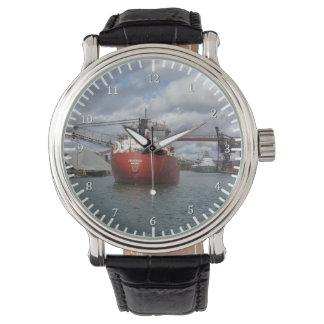 Essar Algomaの腕時計のFrontenac及びSaginaw 腕時計