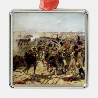 Esslingの戦い、1809年5月 メタルオーナメント