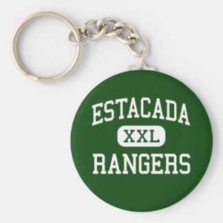 Estacada -レーンジャー-高等学校- Estacadaオレゴン キーホルダー