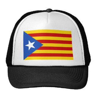 Esteladaのbanderaのindependentista de Catalunya キャップ