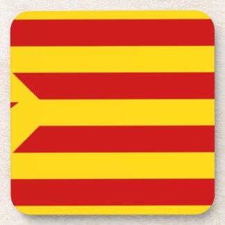 Esteladaのbanderaのindependentista de Catalunya コースター