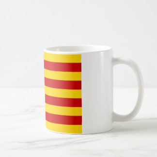 Esteladaのbanderaのindependentista de Catalunya コーヒーマグカップ