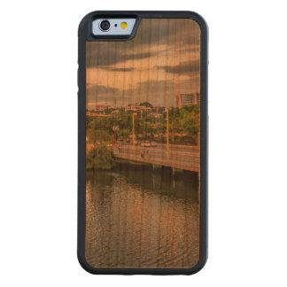 Estero Saladoの川グアヤキルエクアドル CarvedチェリーiPhone 6バンパーケース