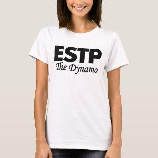 ESTPの性格特徴 Tシャツ