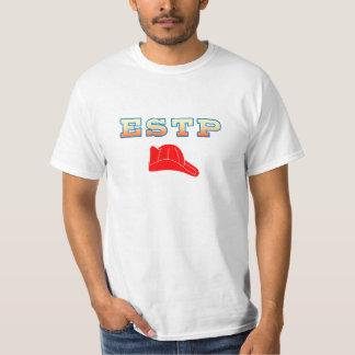 ESTPの消防士 Tシャツ