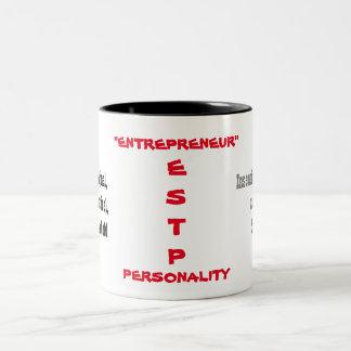 ESTP人格マグ ツートーンマグカップ
