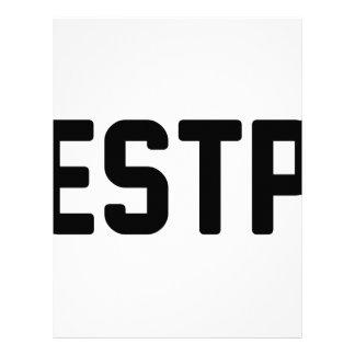 ESTP レターヘッド