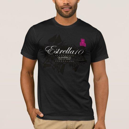 Estrella BLK  numero10 Tシャツ