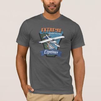Estreme Floatplaneの経験 Tシャツ