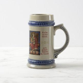 Ethelred準備ができなかったステイン ビールジョッキ