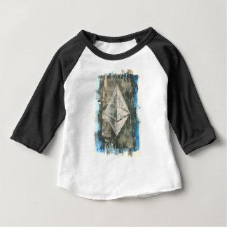 Ethereum ベビーTシャツ