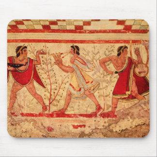 Etruscanのミュージシャン マウスパッド