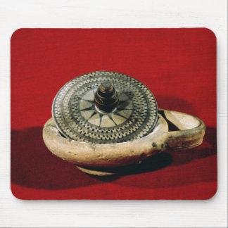 Etruscanの香水のホールダー マウスパッド