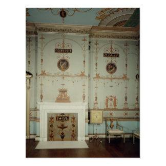 Etruscan部屋、Osterley公園、ミドルセックス ポストカード