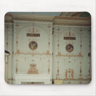 Etruscan部屋、Osterley公園、ミドルセックス マウスパッド