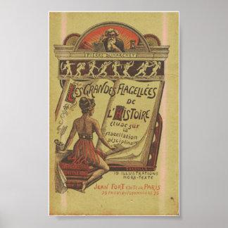 Étudeのsurのlaの鞭打ちのdisciplinaire desのfemmes ポスター