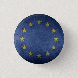 EUの旗Pinのバッジ-反Brexit -愛EU 缶バッジ