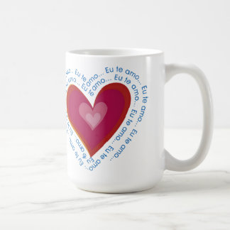 EUのte Amoのバレンタインデーのマグ コーヒーマグカップ