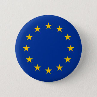 EUは印を付けます 5.7CM 丸型バッジ
