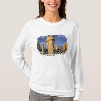 EU、スペイン、カタロニア、バルセロナ。 Antonio Gaudi Tシャツ