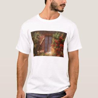 EU、フランス、プロバンス、ボークリューズ、アプト。 家2 Tシャツ