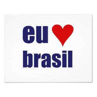 EU amoブラジル カード