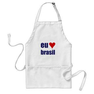 EU amoブラジル スタンダードエプロン