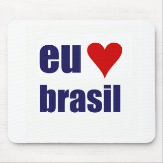 EU amoブラジル マウスパッド