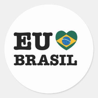 EU Amoブラジル ラウンドシール