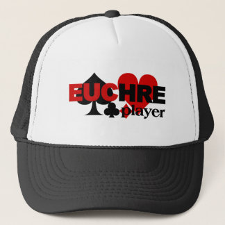 Euchreプレーヤーの帽子 キャップ