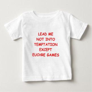 euchre ベビーTシャツ