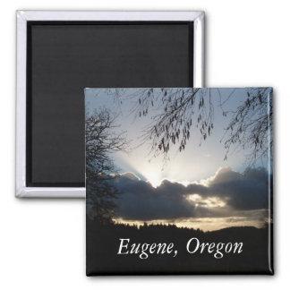 Eugene、オレゴン マグネット
