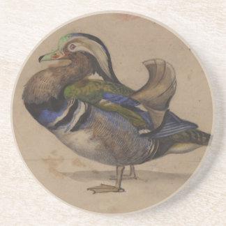 Eugene Delacroix著マンダリンの竜 コースター