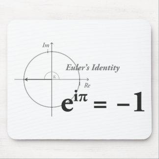 Eulerのアイデンティティの数学の方式 マウスパッド