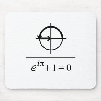 Eulerのアイデンティティ マウスパッド